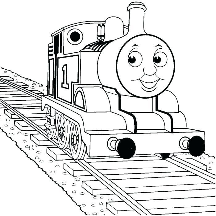 700x701 Thomas Coloring Sheet Thomas Coloring Pages Diesel