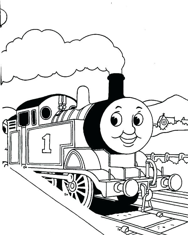 600x749 Train Engine Coloring Page Diesel Coloring Page New Diesel Train