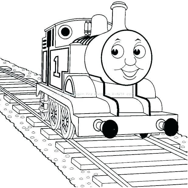Diesel Train Coloring Pages At Getdrawings Com