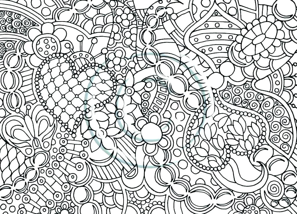 Difficult Abstract Coloring Pages at GetDrawings.com | Free for ...