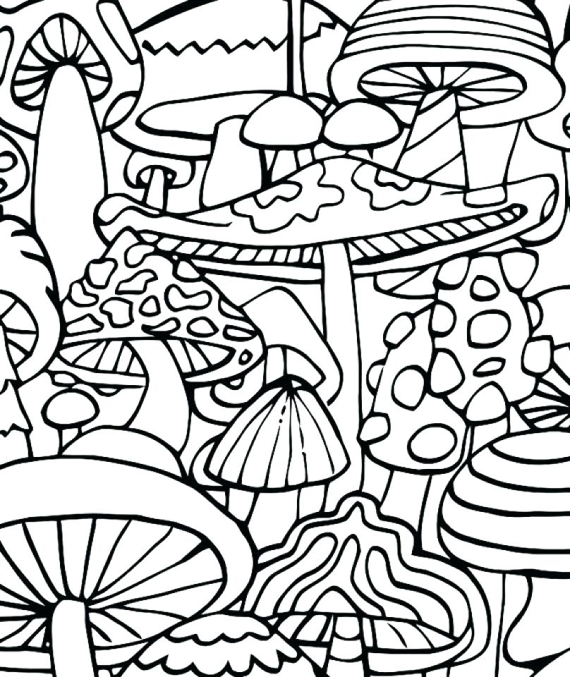 Difficult Christmas Coloring Pages For Adults At Getdrawings