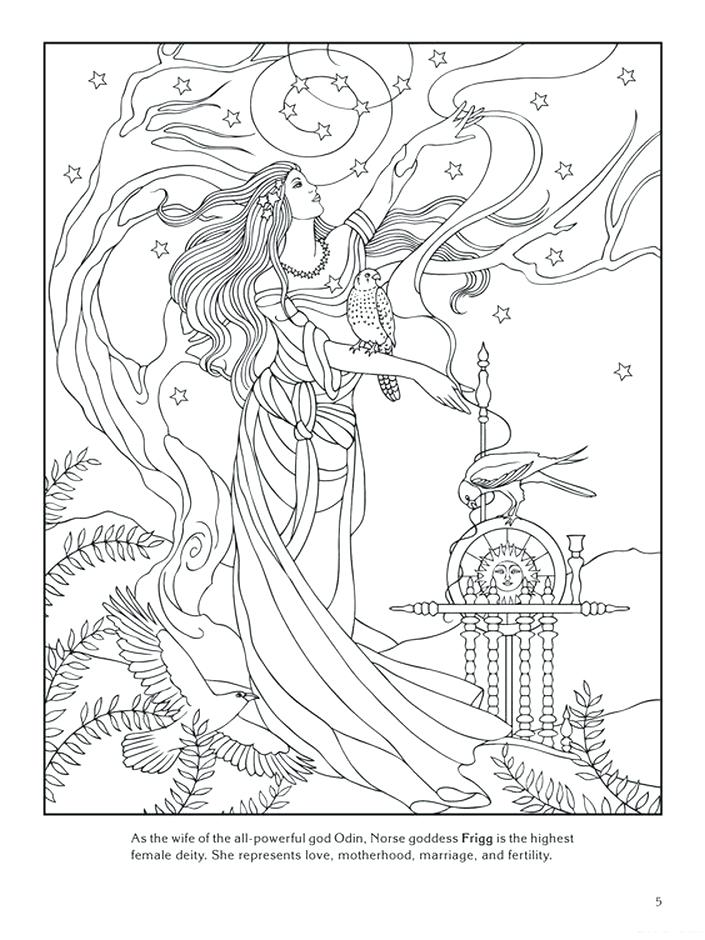 705x940 Inca Coloring Pages Awesome God Coloring Sheets Love Goddess