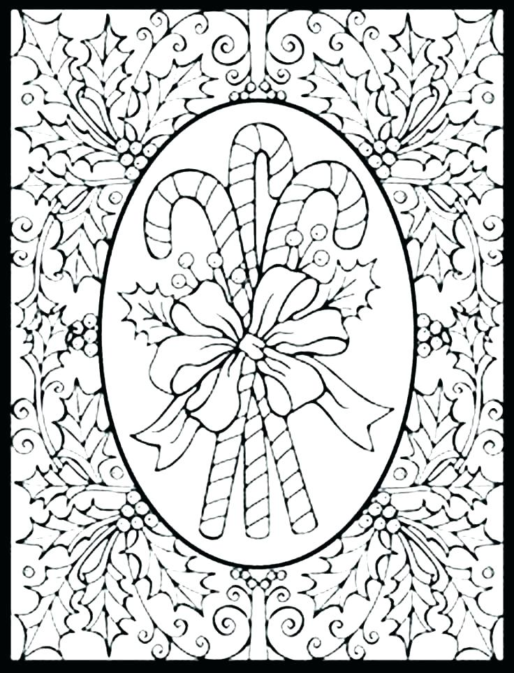 736x963 Difficult Coloring Pages