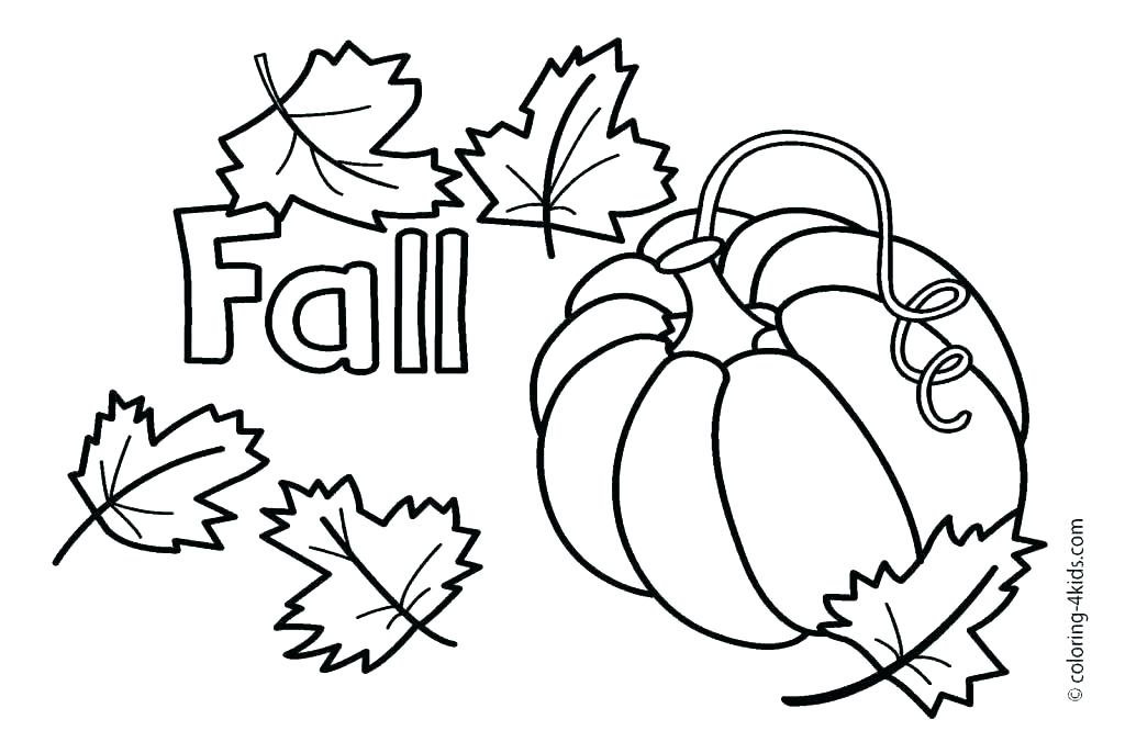 1024x676 Coloring Pages For Kids Fall Free Difficult Hard Leaves Printable