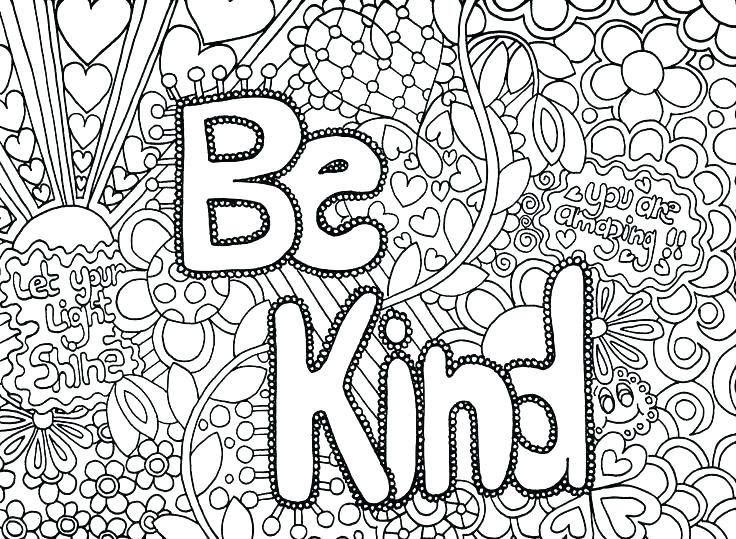 736x539 Difficult Coloring Pages Free Free Printable Difficult Coloring