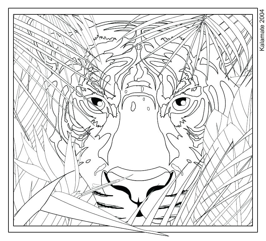 850x770 Free Difficult Coloring Pages Coloring Page Free Difficult