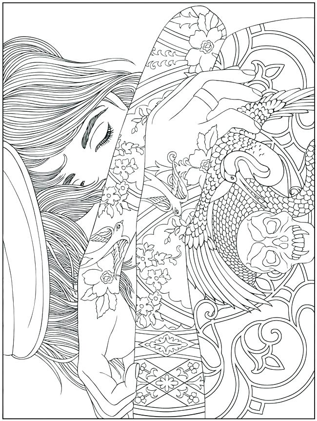 650x863 Free Difficult Coloring Pages Free Difficult Colouring Pages
