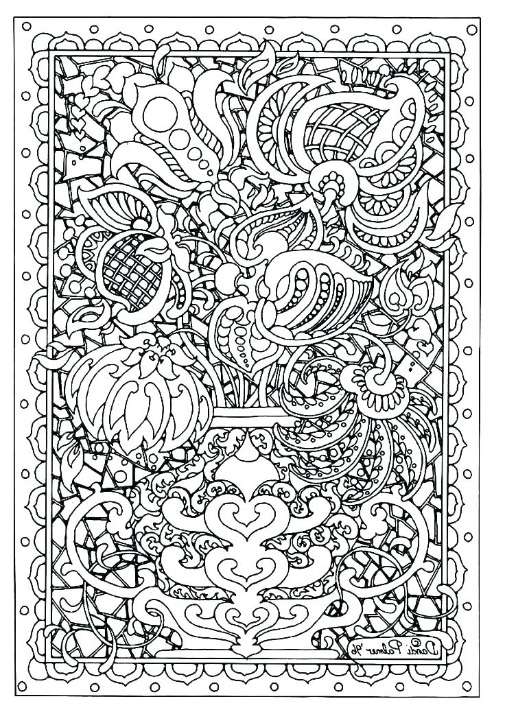 736x1038 Difficult Coloring Pages Free Difficult Coloring Pages Printable