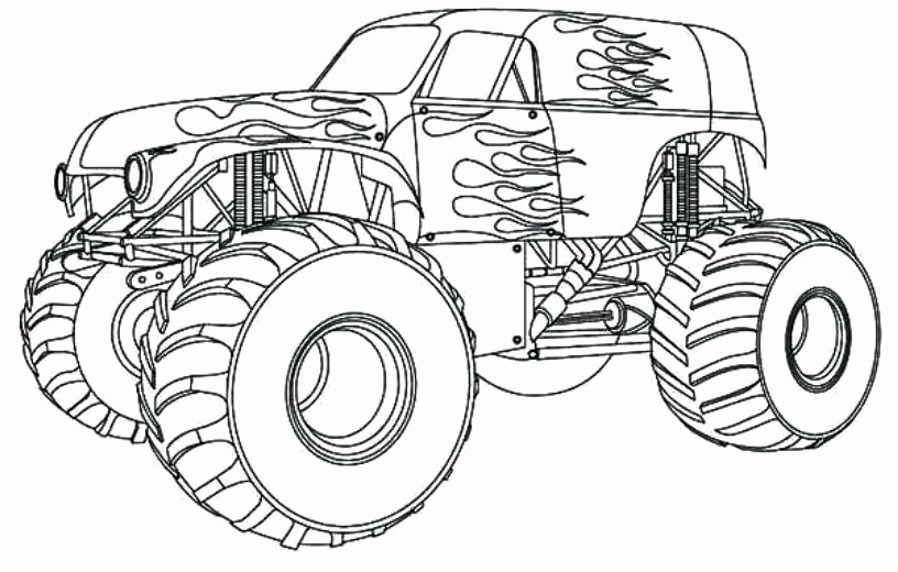 Digger Coloring Pages