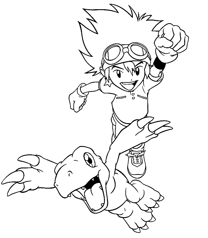 700x800 Digimon Coloring Book Digimon Coloring Pages Coloring Book Digimon