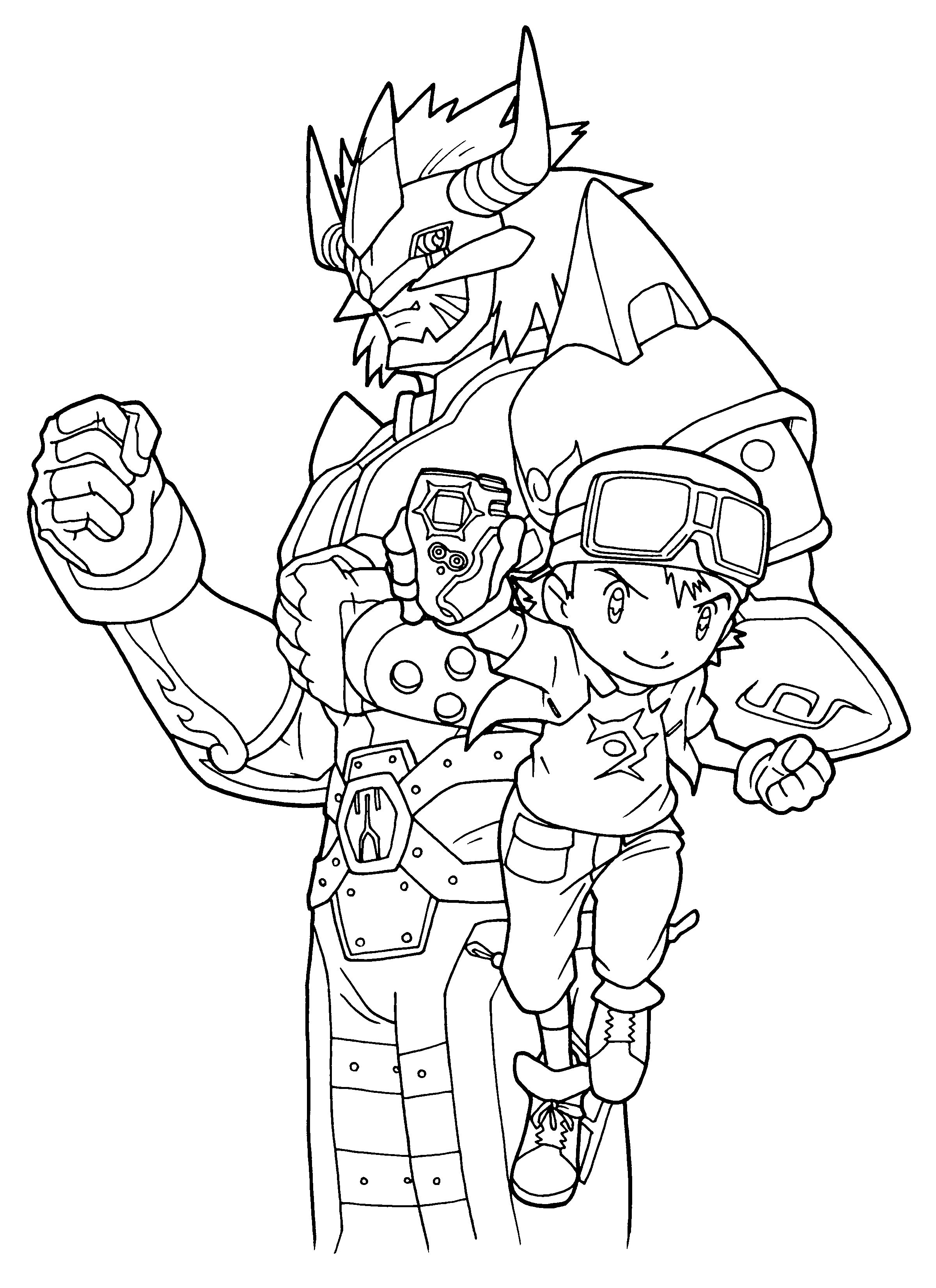 2400x3300 Coloring Pages Free Printable Best Of Free Printable Digimon
