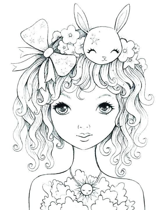 550x720 Digital Coloring Pages Digital Coloring Page Teapot And Teacup