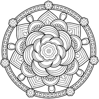 320x320 Coloring Pages For Adults