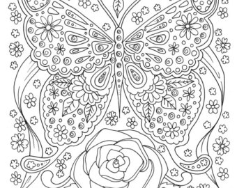 340x270 Give Thanks Digital Coloring Page Thanksgiving Harvest