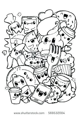 318x470 Breakfast Coloring Page Breakfast Coloring Pages Food Coloring