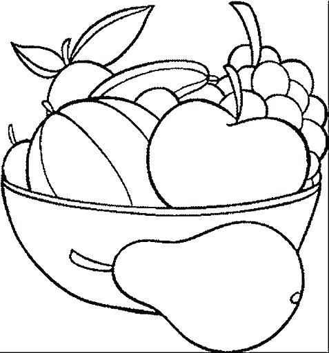 477x512 Plate Coloring Page Plate Coloring Page Food Group Coloring Pages