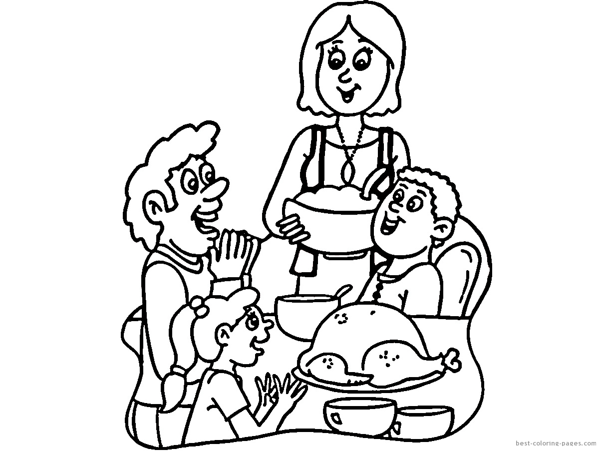 1204x903 Disney Thanksgiving Coloring Pages