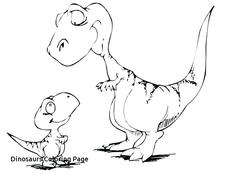 Dino Squad Coloring Pages