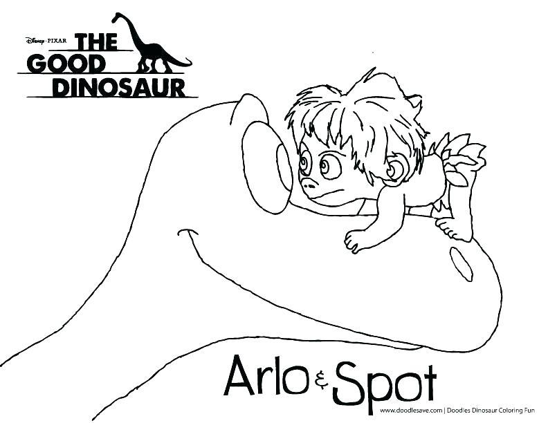 792x612 Free Printable Dinosaur Coloring Pages For Kids Cartoon Dinosaur