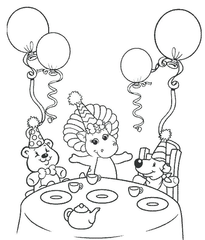 675x793 Printable Birthday Coloring Pages As Well As Dinosaur And Animals