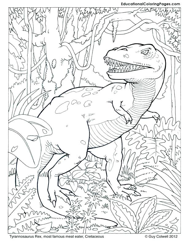 612x792 Dinosaur Coloring Books Preschool Dinosaur Coloring Pages