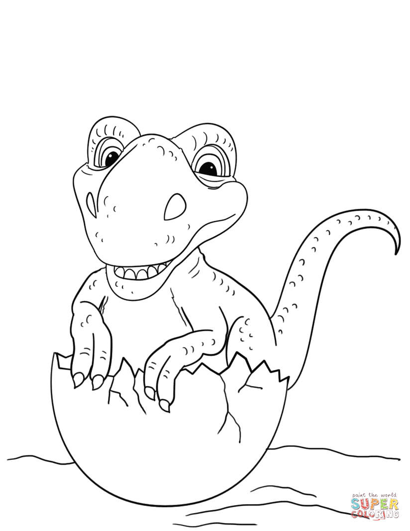 The Best Free Spinosaurus Coloring Page Images Download From 98