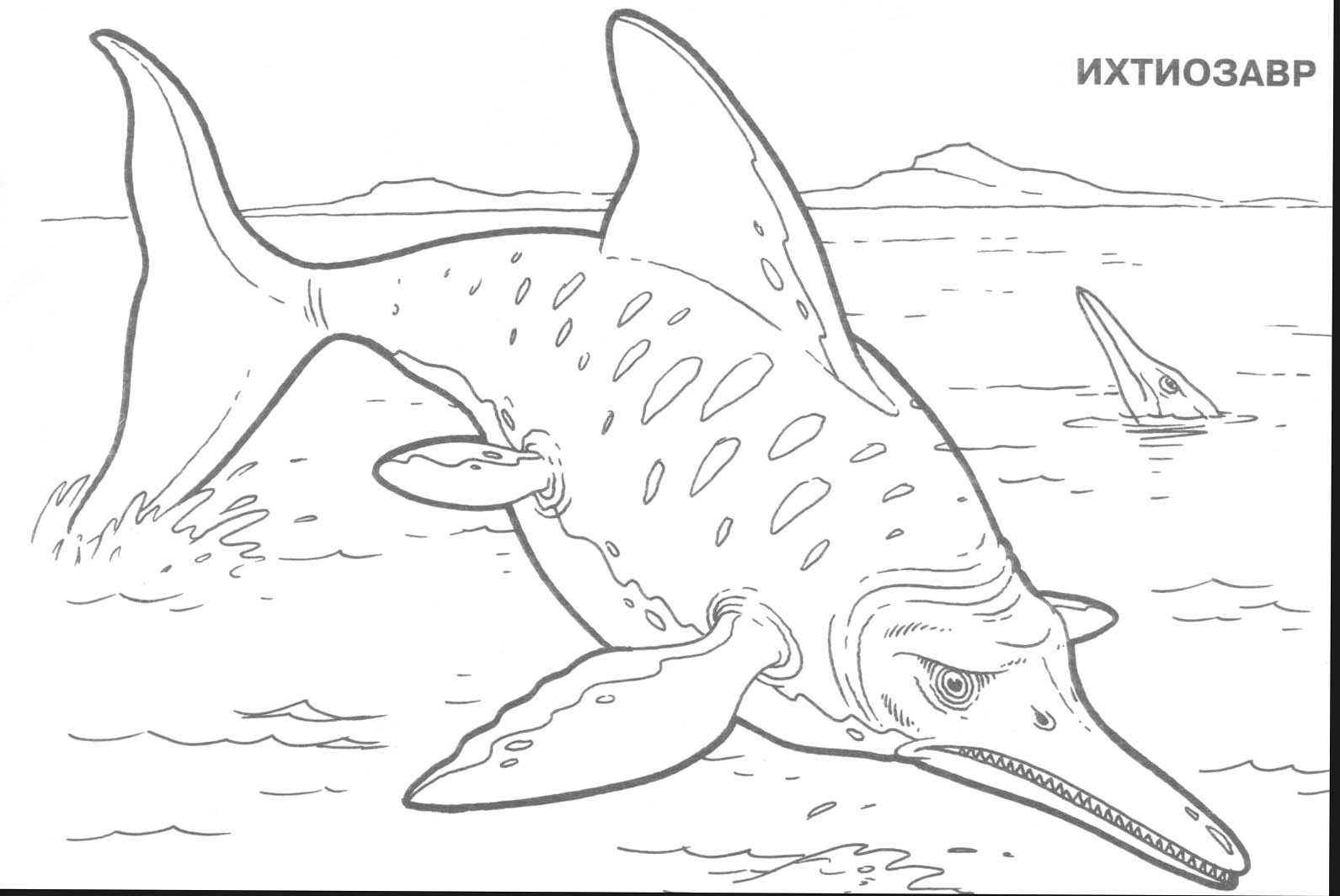 Dinosaur Coloring Pages For Adults At Getdrawings Com Free