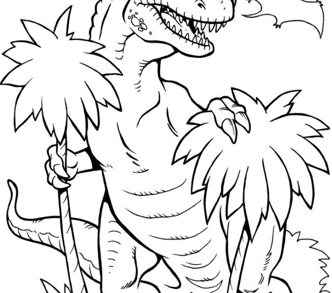 678x600 Coloring Pages Kids Com Best Dinosaur Coloring Pages Ideas