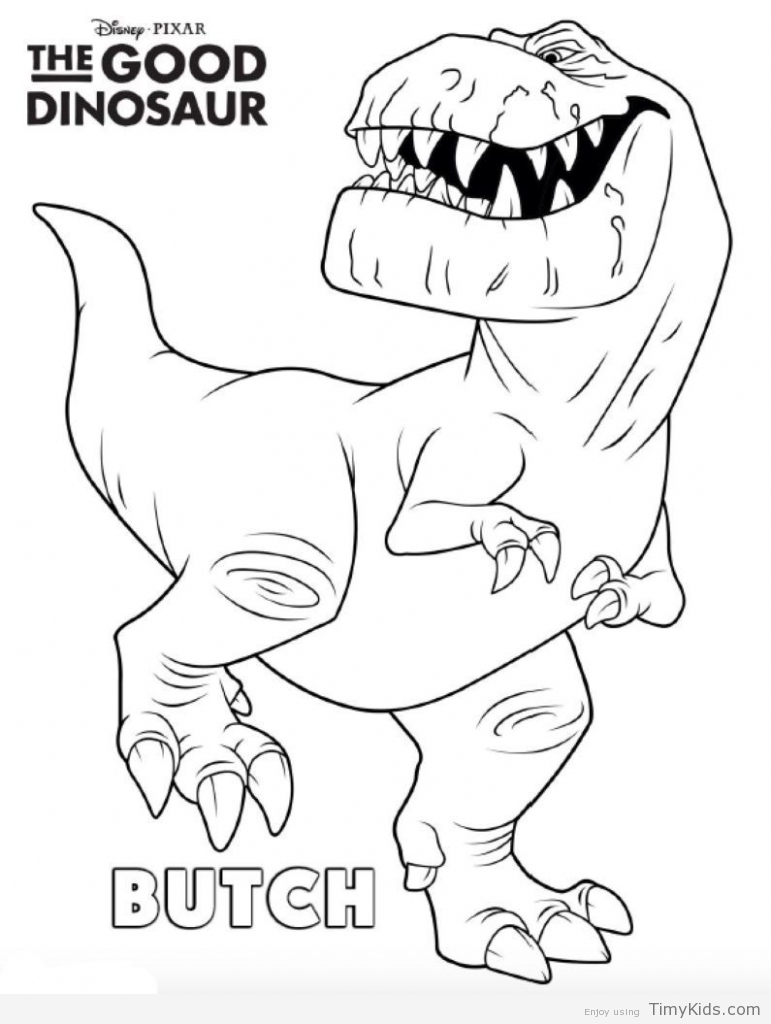 771x1024 New Dinosaur Coloring Pages Free Coloring Pages Download