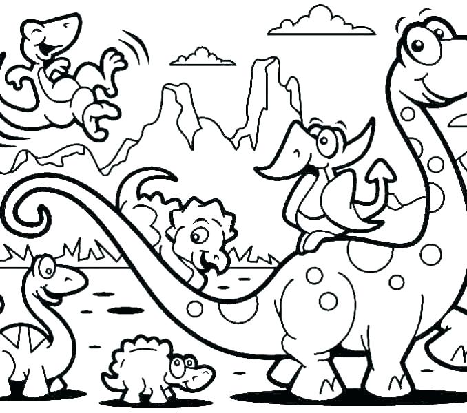 678x600 Coloring Pages For Kindergarten Free Educational Coloring Pages