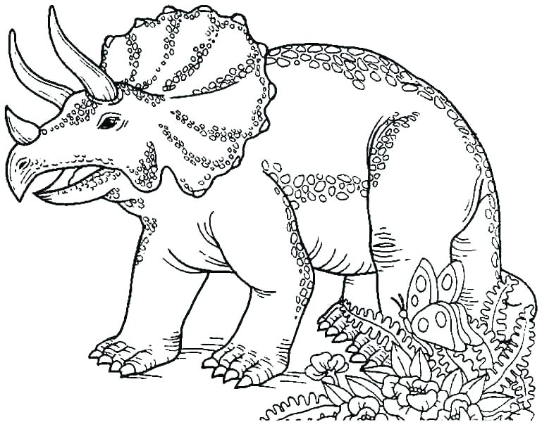 769x600 Coloring Dinosaur Free Printable Dinosaur Coloring Pages Coloring