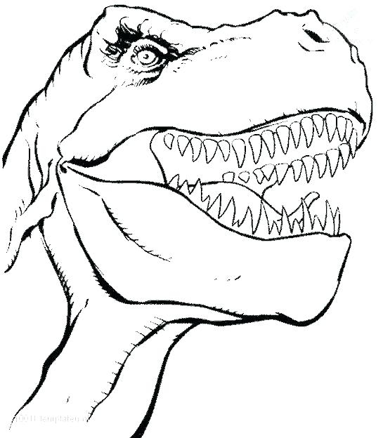 545x624 Free Dinosaur Coloring Pages Pdf