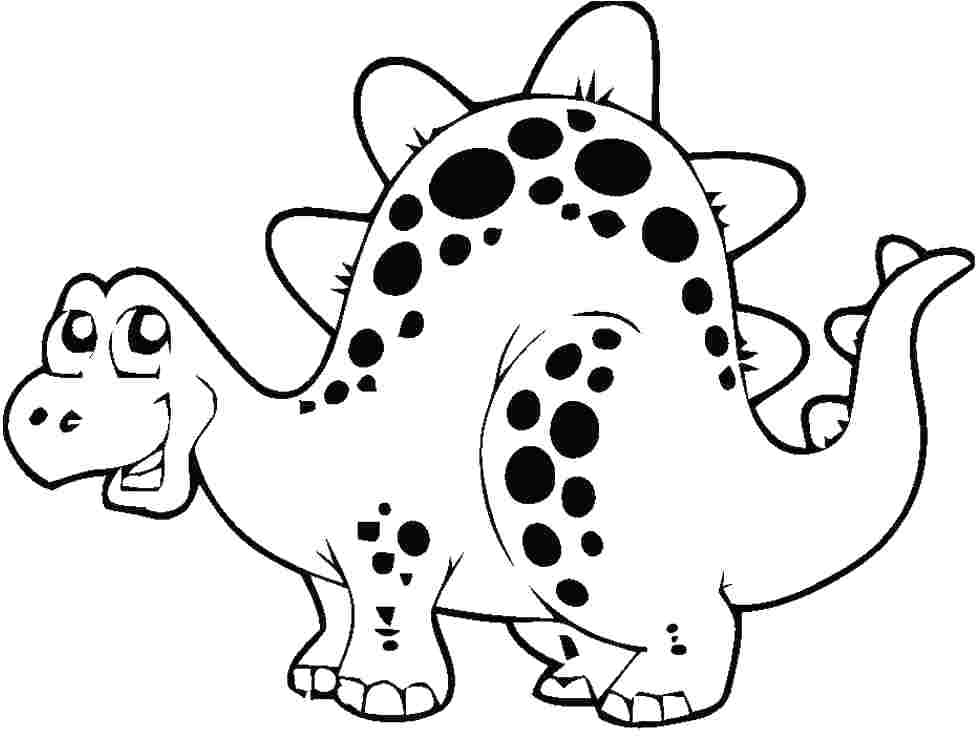 978x738 Good Dinosaur Coloring Pages Pdf Page Amusing Printable