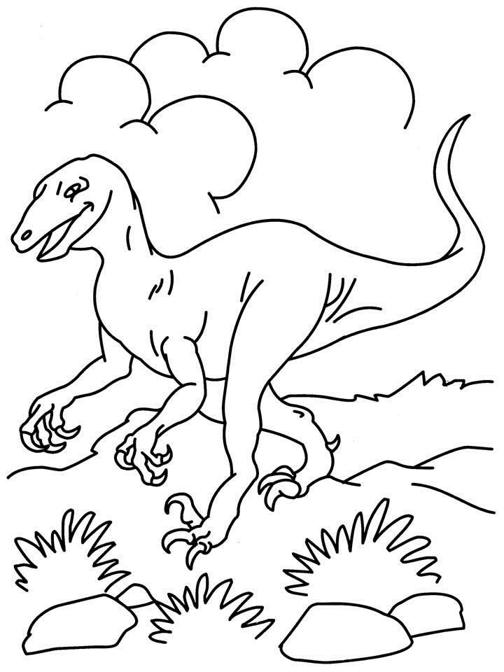 Coloring for Kids coloring pages for kids pdf : Dinosaur Coloring Pages Pdf at GetDrawings.com | Free for personal ...