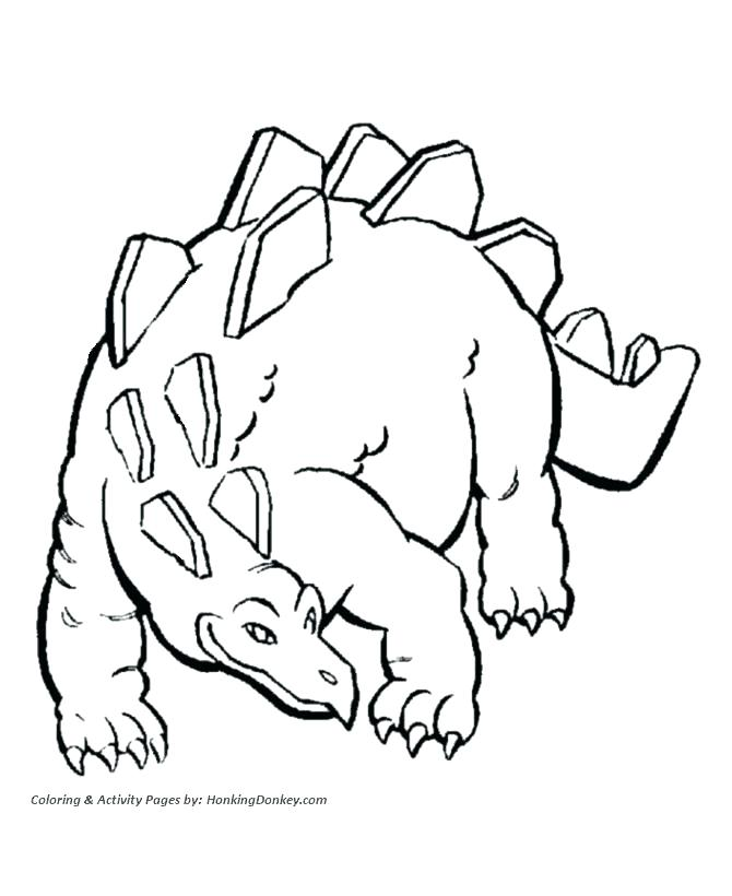 670x820 Dinosaur Coloring Pages Preschool Preschool Dinosaur Coloring