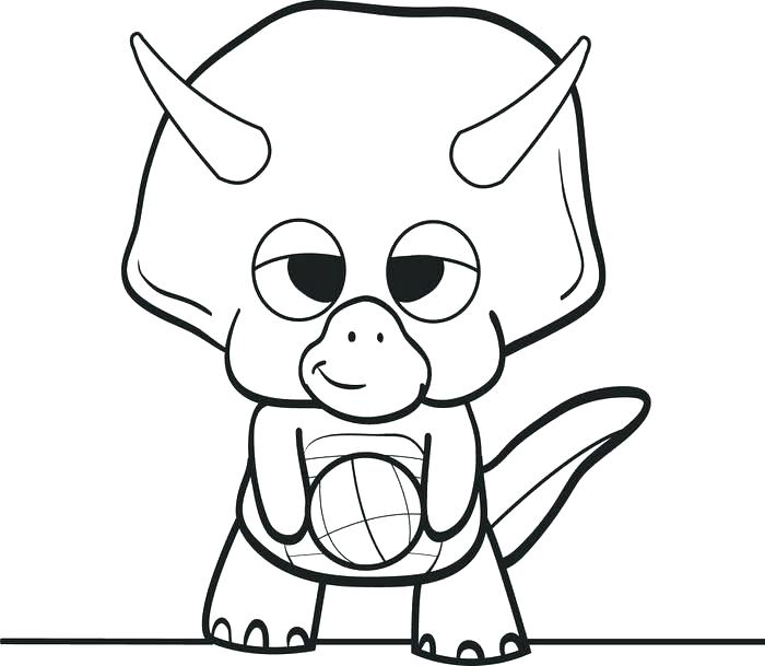 700x609 Dinosaurs Coloring Pages Preschool Dinosaur Coloring Pages Baby