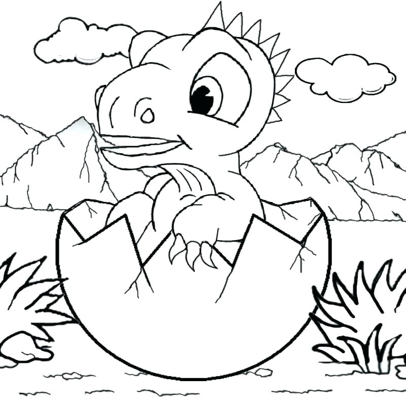 800x800 Awesome Preschool Dinosaur Coloring Pages Brontosaurus Or Dinosaur