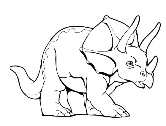 559x425 Triceratops Coloring Pages Free Triceratops Coloring Pages Baby