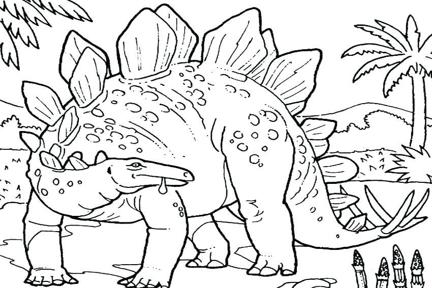 850x567 Dinasaur Coloring Pages Coloring Pages For Dinosaurs Coloring