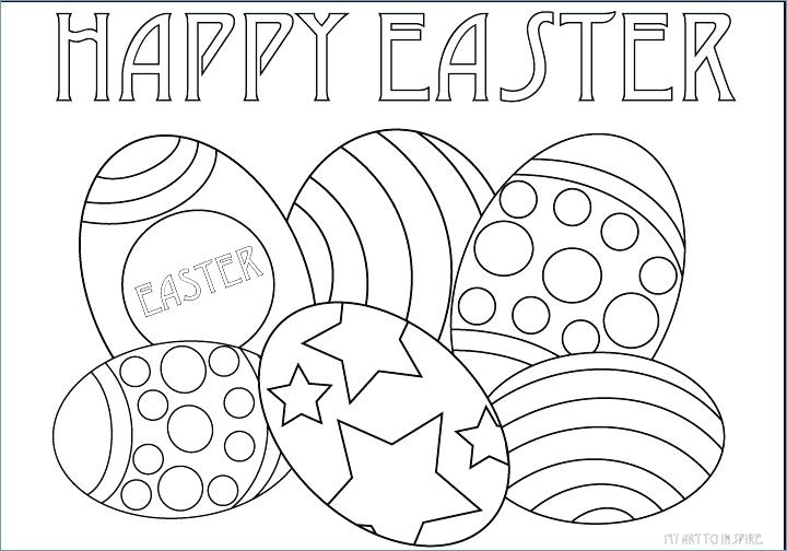 720x504 Egg Coloring Page Easter Egg Colouring Pages For Adults