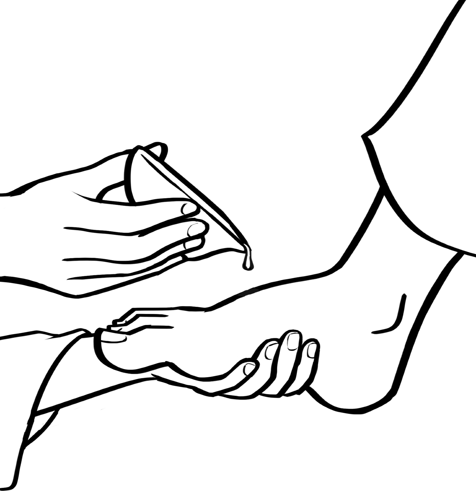 1550x1600 Dinosaur Feet Coloring Pages Feet Coloring Pages World