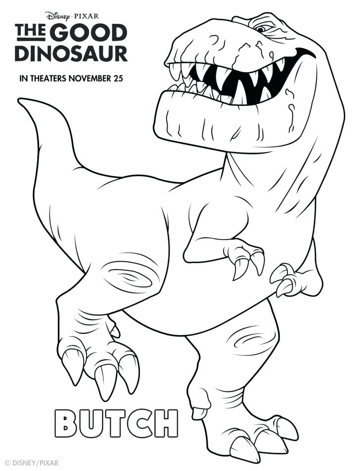 736x952 Dinosaur Footprints Coloring Pages
