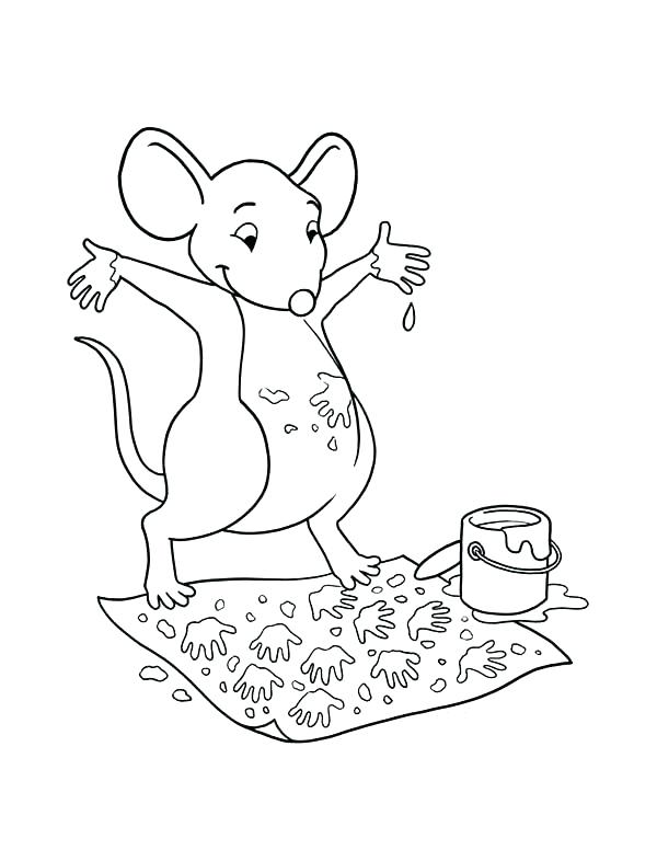 600x776 Foot Coloring Pages