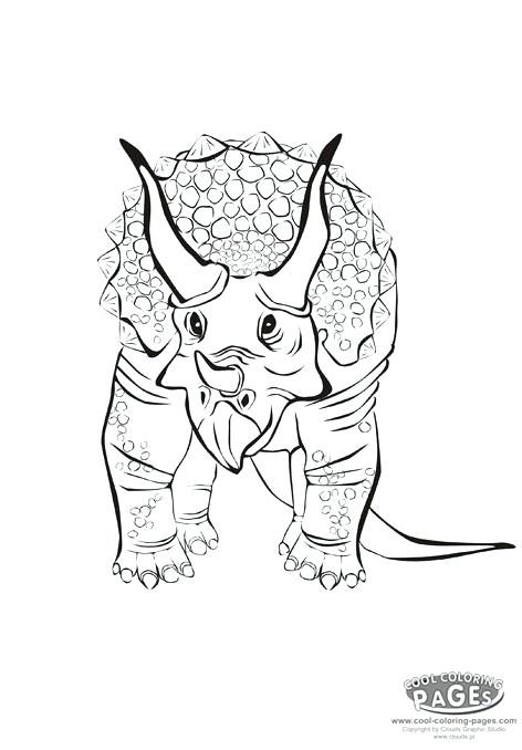 472x678 Triceratops Coloring Animals Coloring Dinosaurs My Triceratops