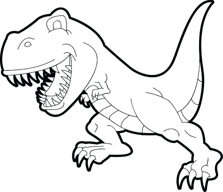 736x636 Unique Dinosaurs For Kids Coloring Pages For Dinosaur Coloring