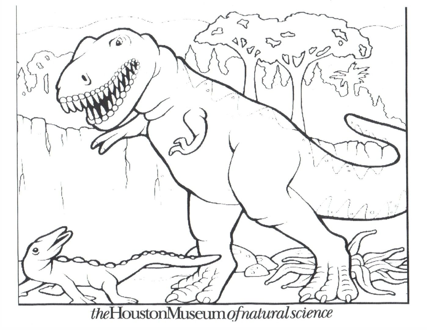 1398x1080 Pages Dinosaurs For Kids