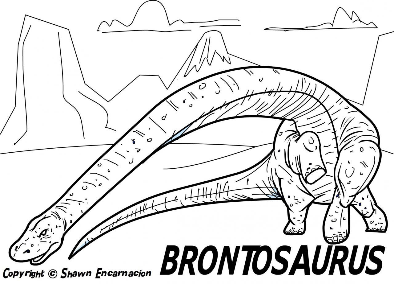 1280x921 Category Coloring Pages Dinosaurs Page Kids Coloring
