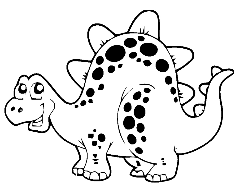 994x780 Childrens Coloring Pages Beautiful Dinosaur Coloring Pages Kids