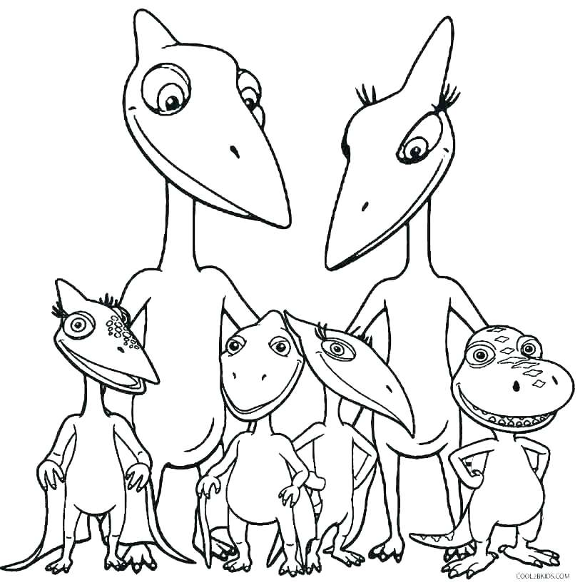 813x820 Dinosaur Pictures To Color Free With Dinosaur Skeleton Coloring