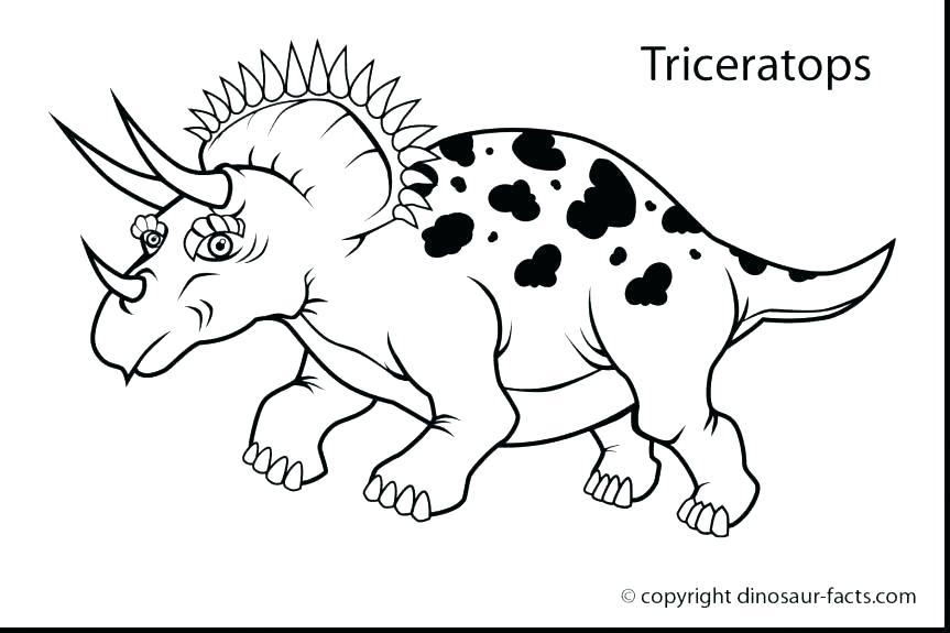 863x575 Dinosaurs Before Dark Free Printables Dinosaur Skeleton Coloring